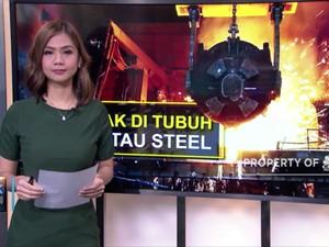 Gejolak Di Tubuh Krakatau Steel