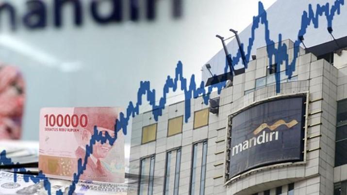 Bersaing Ketat, Market Cap Bank Mandiri Salip Unilever