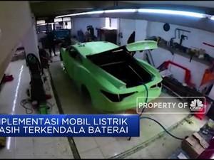 Penerapan Mobil Listrik Masih Terkendala Baterai