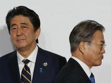 Perang Dagang Korsel-Jepang, Seoul Balik Lapor Ke WTO