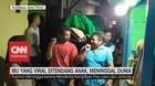 VIDEO: Ibu yang Viral Ditendang Anak, Meninggal Dunia