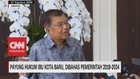 VIDEO: RUU Pemindahan Ibu Kota Dibahas di Periode 2019-2024