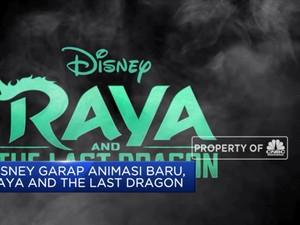 Disney Garap Cerita Mitologi Asia Tenggara ke Layar Lebar
