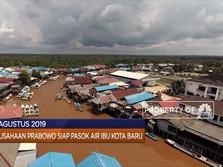Perusahaan Prabowo Siap Pasok Air Ibu Kota Baru