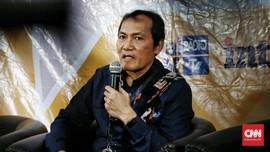 Saut Minta Kapolri Transparan Laporkan Kasus Novel ke Jokowi