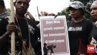 Enggan Jadi Timur Tengah, Aktivis Papua Minta PBB Ikut Campur