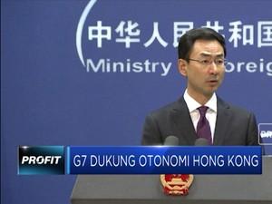 China Kecewa pada Forum G7