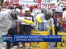 Jepang Batasi Ekspor Ke Korea, Warga Negeri Ginseng Meradang