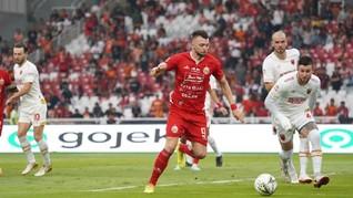 Dikalahkan Semen Padang, Persija Masuk Zona Degradasi Liga 1