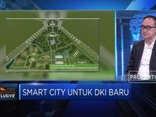 Ini Tahap Awal Pembangunan Smart City untuk Ibu Kota Baru