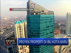 Ini Penjelasan APLN Soal Borneo Bay City di Ibu Kota Baru