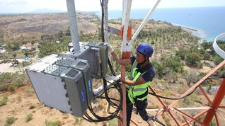 Indonesia Ditargetkan Merdeka Sinyal di 2020
