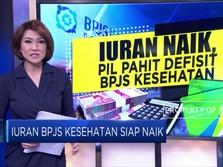 Iuran BPJS Kesehatan Siap Naik