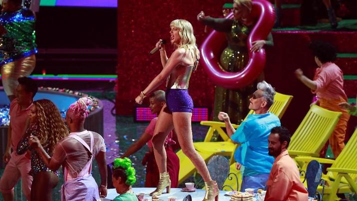 Saat 5 Penyanyi Terkaya Dunia Ramaikan MTV VMA 2019