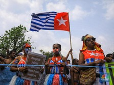 Tokoh Papua: Bintang Kejora Bukan Bendera Papua Merdeka