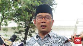 Ridwan Kamil Inginkan Pemekaran Jabar di Periode Kedua Jokowi