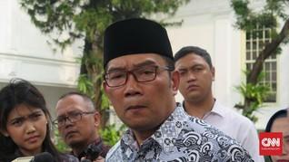 Ridwan Kamil soal Sunda Empire: Banyak Orang Stres