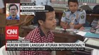 VIDEO: Hukum Kebiri Langgar Aturan Internasional?