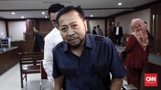 Kamar Luas Setnov cs di LP Sukamiskin Dibongkar