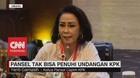 VIDEO: Anggap Tak Wajib, Pansel Tak Bisa Penuhi Undangan KPK