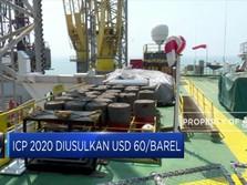 Menteri Jonan Usulkan Asumsi Harga Minyak USD 60/ Barel