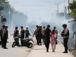 Fiber Optic Dibakar, Jaringan Telkomsel di Papua Hampir Pulih