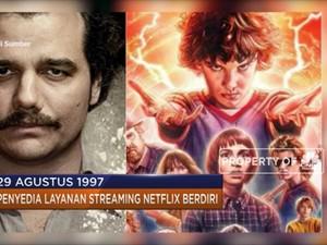 Sejarah Penyedia Layanan Streaming Netflix