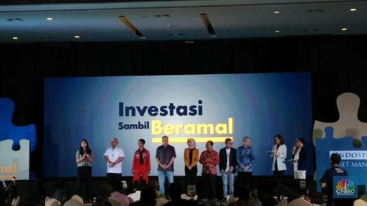 IndoSterling Aset Manajemen (IAM) melalui gerakan Investasi Sambil Beramal menawarkan tiga pilihan paket investasi untuk para investor.