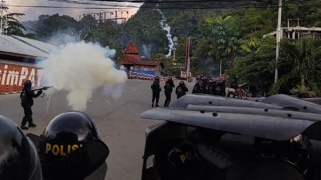Polri Sebut Ada Keterkaitan Pihak Asing di Kerusuhan Papua