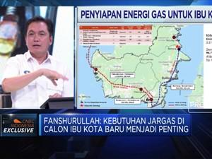 Ibu Kota Pindah, BPH Migas Siapkan Pipa Gas Trans Kalimantan