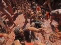Serunya 'Perang' Tomat La Tomatina di Spanyol