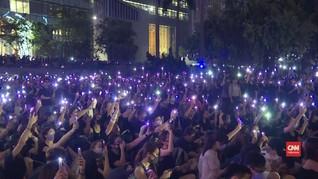 VIDEO: Dugaan Pelecehan Terhadap Pedemo Hong Kong