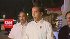 VIDEO: Begini Respon Jokowi Terkait Isu Papua