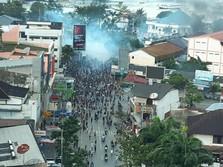 Kantor Ludes Dibakar, Bea Cukai di Jayapura Setop Layanan