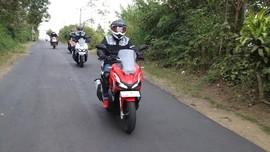 Honda ADV 150: 'Wajah Rambo tapi Hati Rinto'