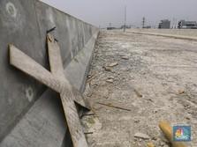 Ini Kronologi Insiden Maut Proyek Tol Layang DKI Jakarta