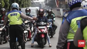 PSBB Jakarta, Polisi Gelar Operasi Keselamatan Jaya 14 Hari