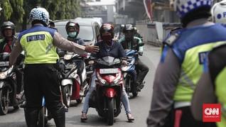 Polisi Respons Gugatan Pasal Bikin SIM 'Belajar Sendiri'