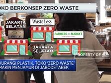 Kurangi Sampah, Tren Toko Zero Waste Meningkat