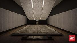 FOTO: Menyelami Pemikiran 40 Tahun Xu Bing