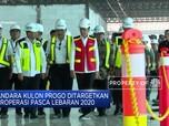 Bandara Baru Yogyakarta Ditargetkan Rampung Tahun Depan