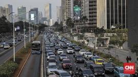 Jakarta Kota Terpolusi ke-4 Dunia saat Perluas Ganjil Genap