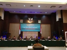 Senin, Pansel Setor 10 Capim KPK ke Jokowi