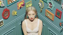 Sunmi Kehilangan 'Follower' Instagram Gara-gara JYP