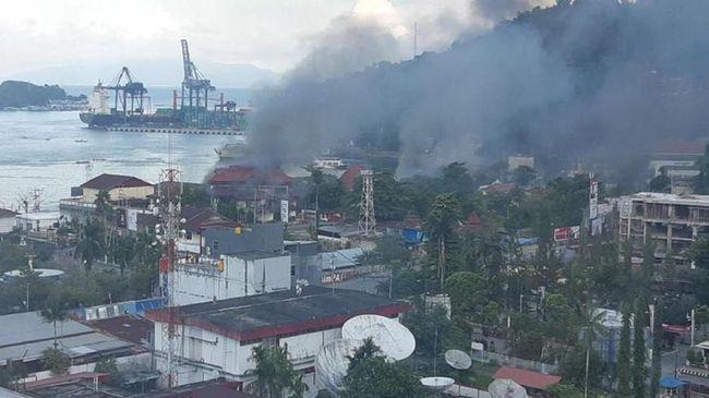Kominfo: Massa Marah di Jayapura Gara-gara Internet Diblokir