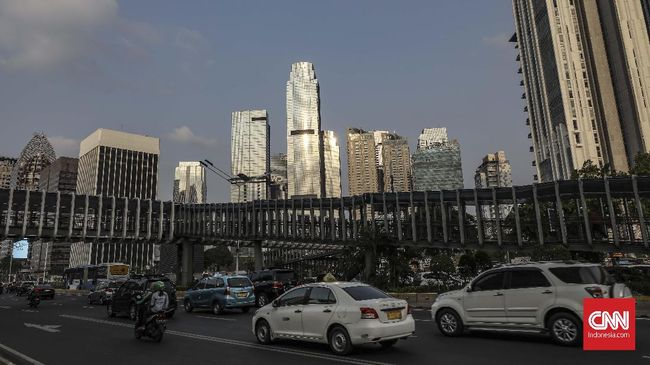 Bank Dunia Pangkas Proyeksi Laju Ekonomi RI Jadi 5 Persen