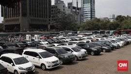 Kenaikan Tarif Parkir Jakarta Jadi Prioritas Isu Raperda DKI