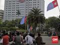 Eks Kader Perindo Pembawa Bendera Bintang Kejora Tersangka