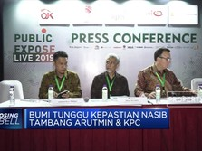 BUMI Tunggu Kepastian Nasib Tambang Arutmin & KPC