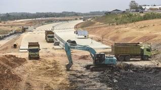 Pemerintah Akan Bangun 57 Km Jalan Tol di Ibu Kota Baru